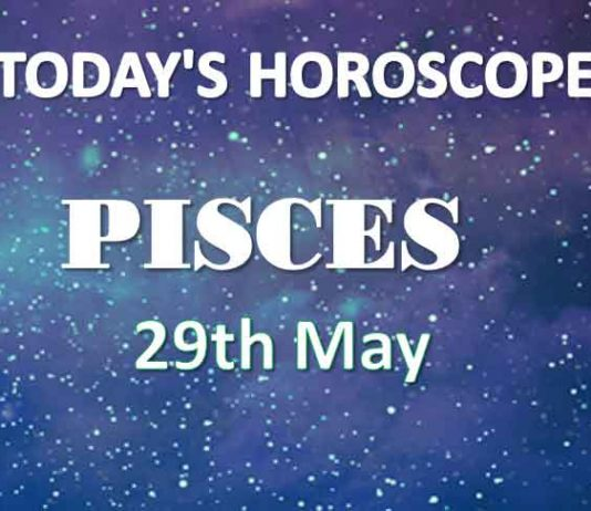 pisces daily horoscope 29th may 2020