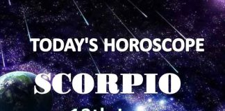 scorpio daily horoscope 13th june 2020