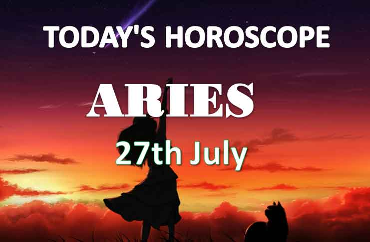 aries daily horoscope 27th july 2020