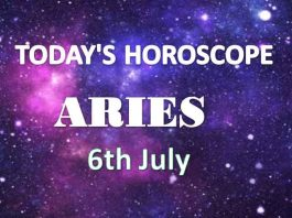 aries daily horoscope 6th july 2020