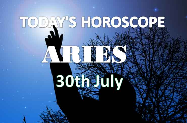 aries daily horoscope 30th july 2020