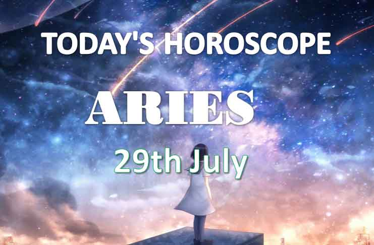 aries daily horoscope 29th july 2020