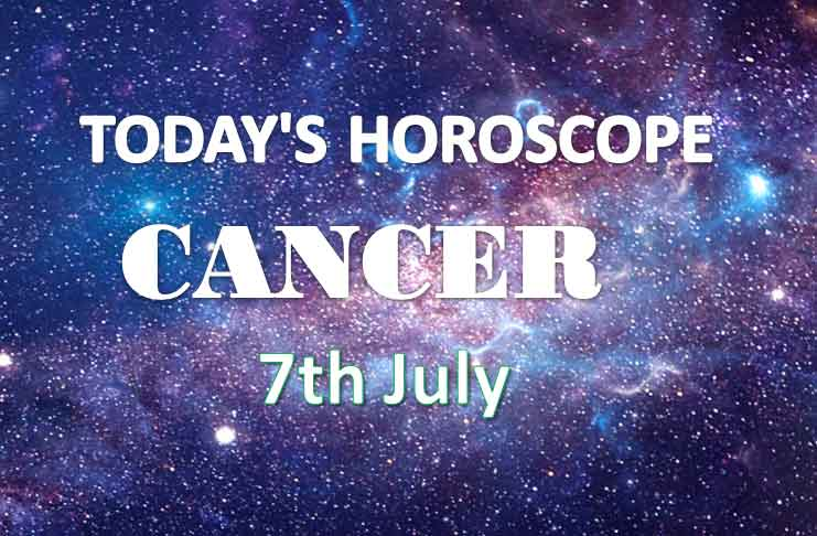 cancer daily horoscope 7th july 2020