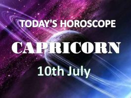 capricorn daily horoscope 10th july 2020