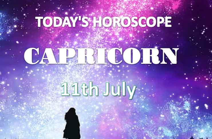 capricorn daily horoscope 11th july 2020