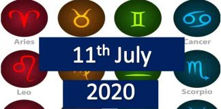 daily horoscope today saturday 11th July 2020