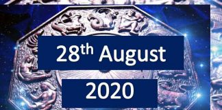 daily horoscope today 28th august 2020
