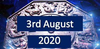 daily horoscope today 3rd august 2020