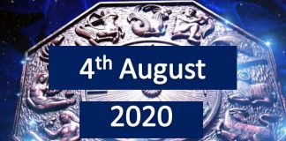 daily horoscope today 4th august 2020