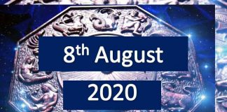 daily horoscope today 8th august 2020