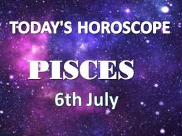 pisces daily horoscope 6th july 2020
