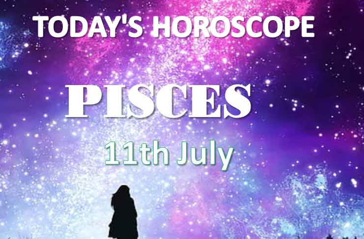 pisces daily horoscope 11th july 2020