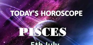 pisces daily horoscope 5th july 2020