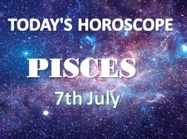 pisces daily horoscope 7th july 2020