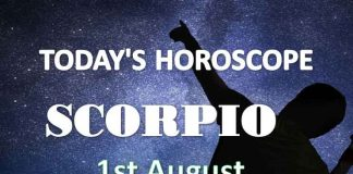 scorpio daily horoscope 1st august 2020