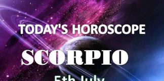 scorpio daily horoscope 5th july 2020