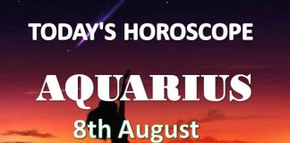 aquarius daily horoscope 8th august 2020