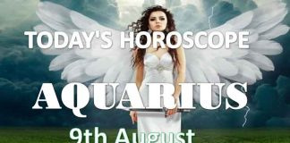 aquarius daily horoscope 9th august 2020