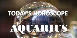 aquarius daily horoscope 4th august 2020