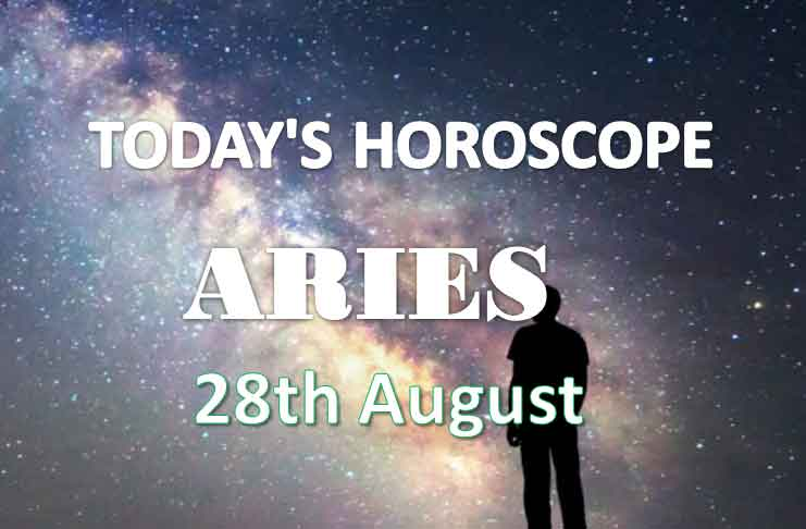 aries daily horoscope 28th august 2020