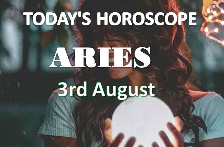aries daily horoscope 3rd august 2020