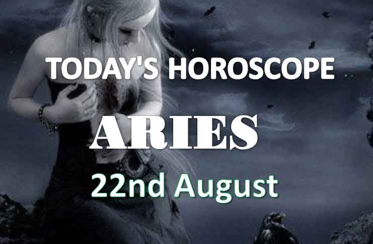 aries daily horoscope 22nd august 2020
