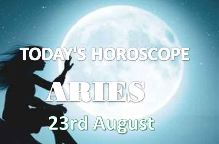 aries daily horoscope 23rd august 2020