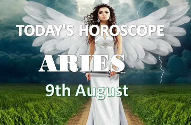 aries daily horoscope 9th august 2020