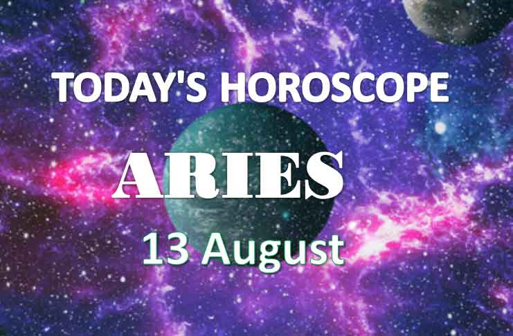aries daily horoscope 13th august 2020