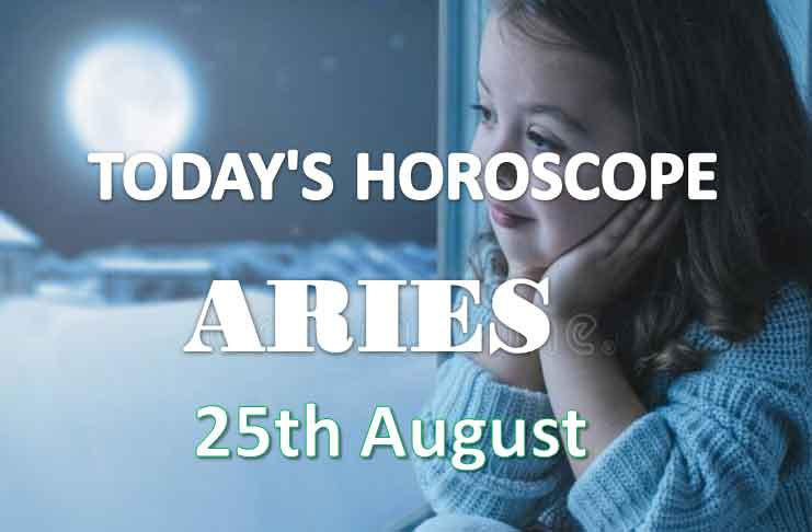 aries daily horoscope 24th august 2020