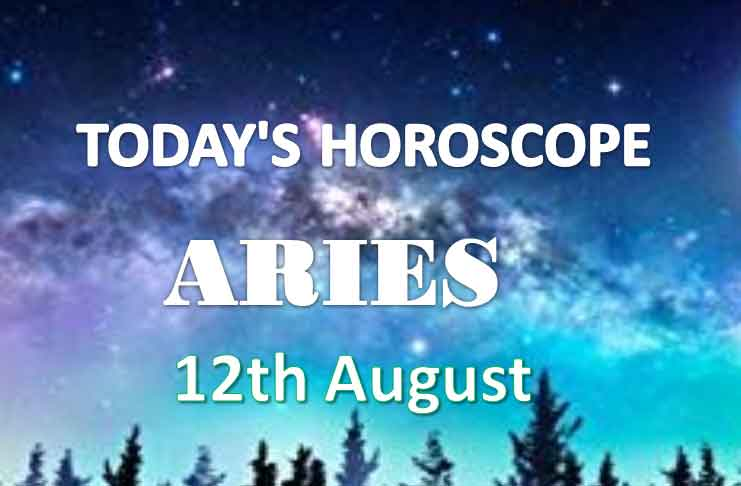 aries daily horoscope 12th august 2020