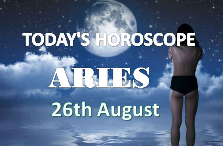 aries daily horoscope 26th august 2020