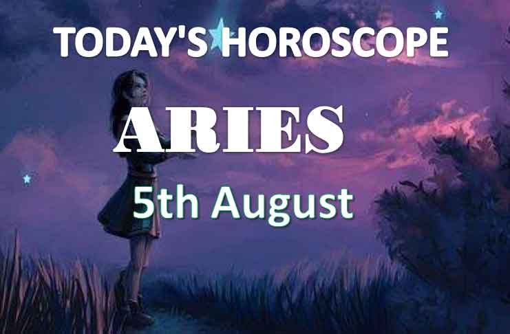 aries daily horoscope 5th august 2020