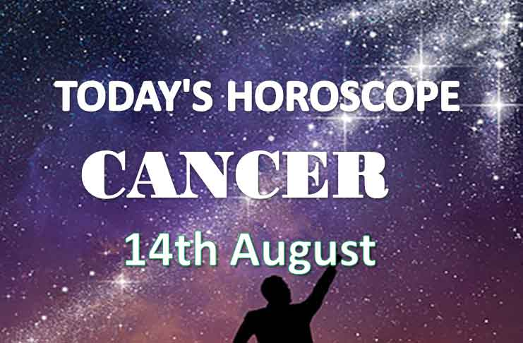 cancer daily horoscope 14th august 2020