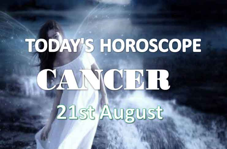 cancer daily horoscope 21st august 2020