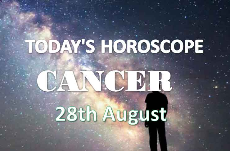 cancer daily horoscope 28th august 2020