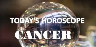 cancer daily horoscope 4th august 2020