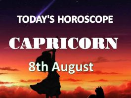 capricorn daily horoscope 8th august 2020