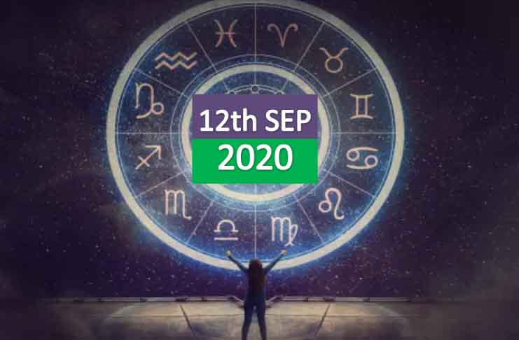 daily horoscope 12th september 2020