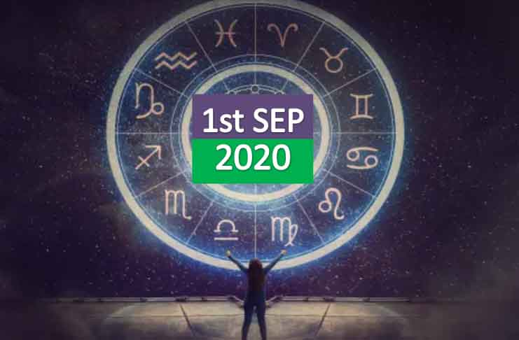 daily horoscope 1st september 2020