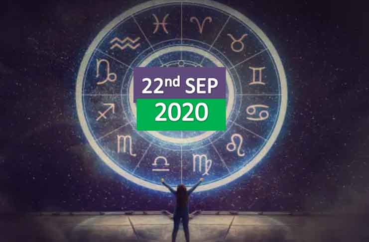 daily horoscope 22nd september 2020
