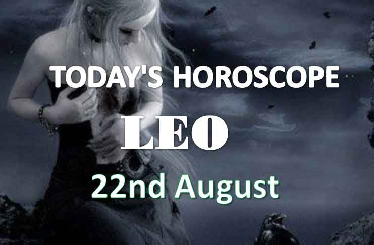 leo daily horoscope 22nd august 2020