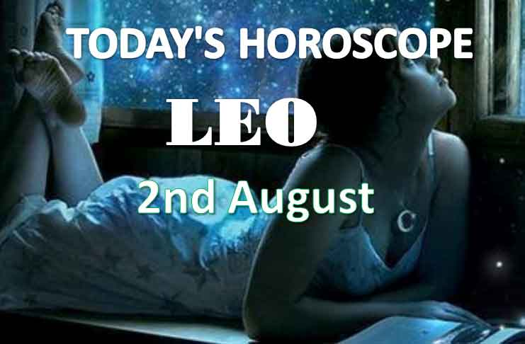 leo daily horoscope 2nd august 2020