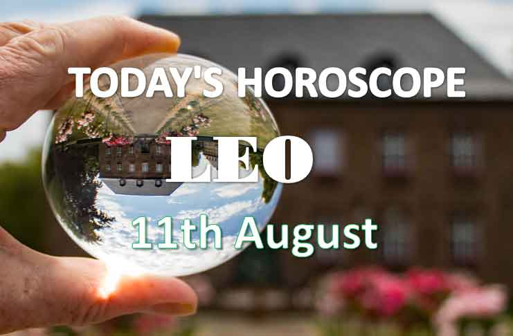 leo daily horoscope 11th august 2020