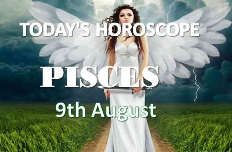 pisces daily horoscope 9th august 2020