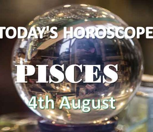 pisces daily horoscope 4th august 2020