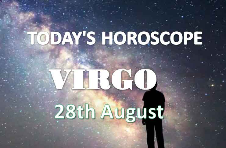 virgo daily horoscope 28th august 2020