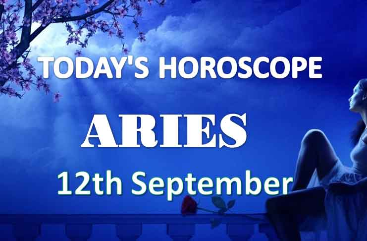 aries daily horoscope 12th september 2020