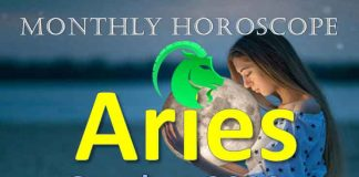 aries monthly horoscope of october 2020