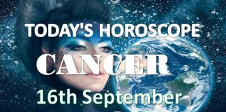 cancer daily horoscope 16th september 2020